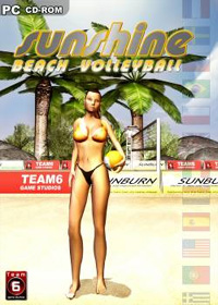 Sunshine Beach Volley Cover